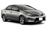 Toyota Prius или аналогичный